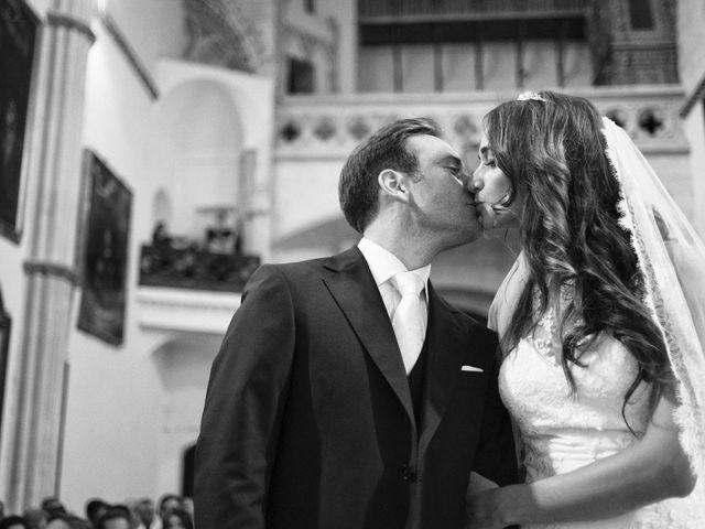 La boda de David y Alicia en Toledo, Toledo 39