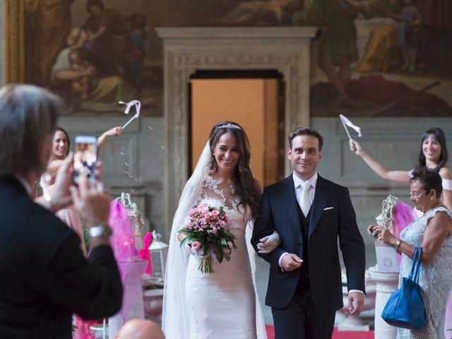 La boda de David y Alicia en Toledo, Toledo 42