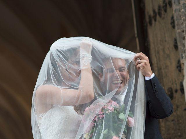 La boda de David y Alicia en Toledo, Toledo 43