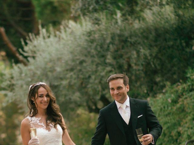 La boda de David y Alicia en Toledo, Toledo 51