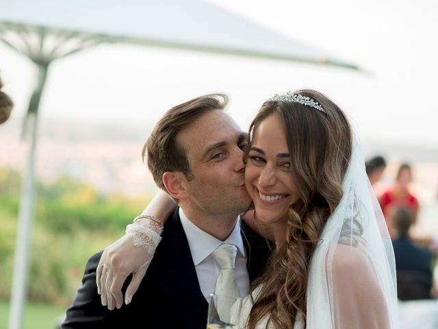 La boda de David y Alicia en Toledo, Toledo 53