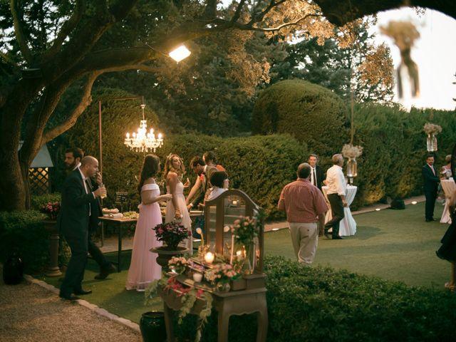 La boda de David y Alicia en Toledo, Toledo 59