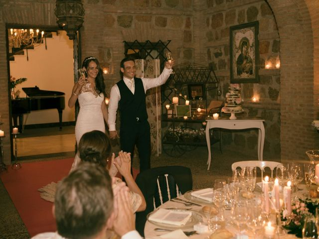 La boda de David y Alicia en Toledo, Toledo 61