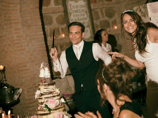 La boda de David y Alicia en Toledo, Toledo 69
