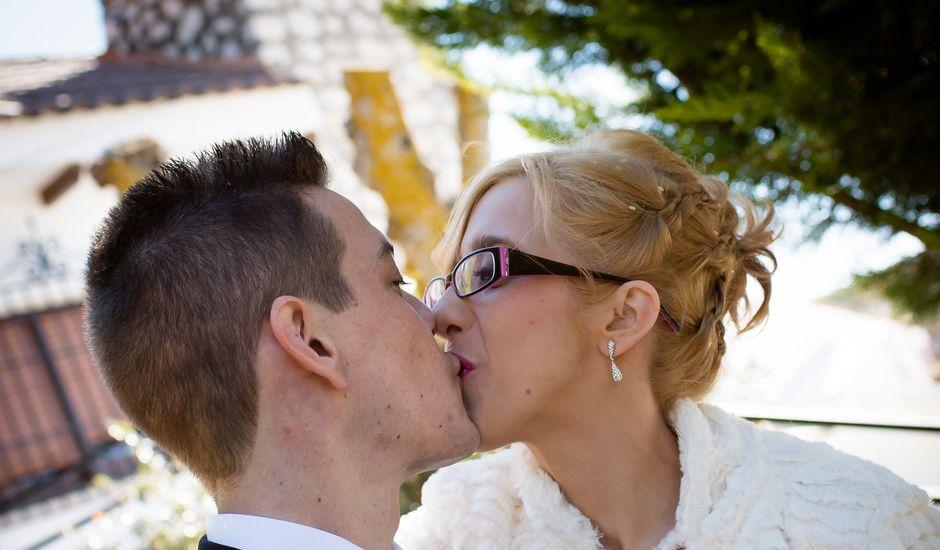 La boda de Javier  y Laura  en Arganda Del Rey, Madrid