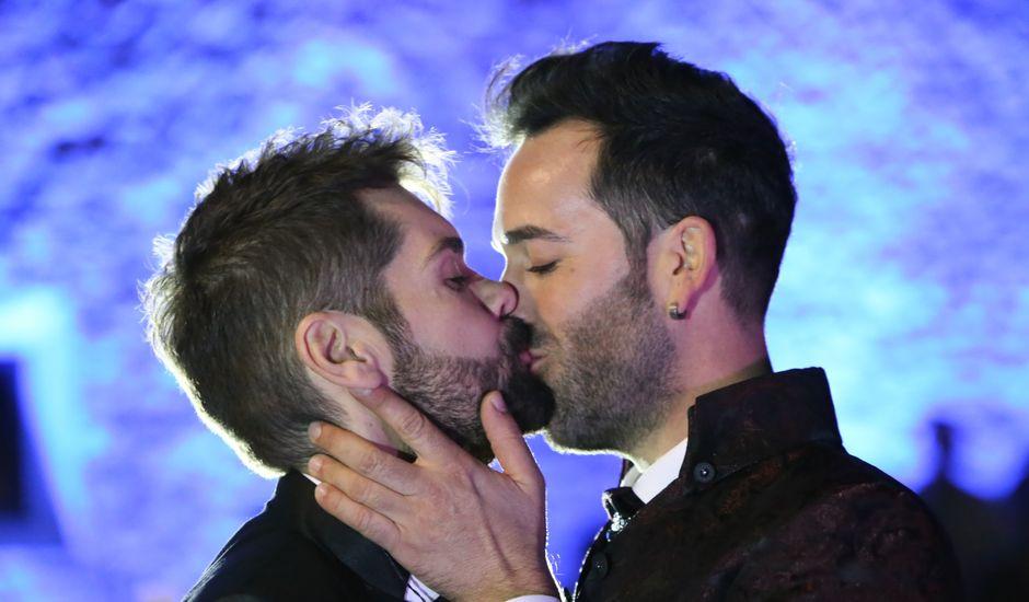 La boda de José Luis y Francisco en Vandellos, Tarragona