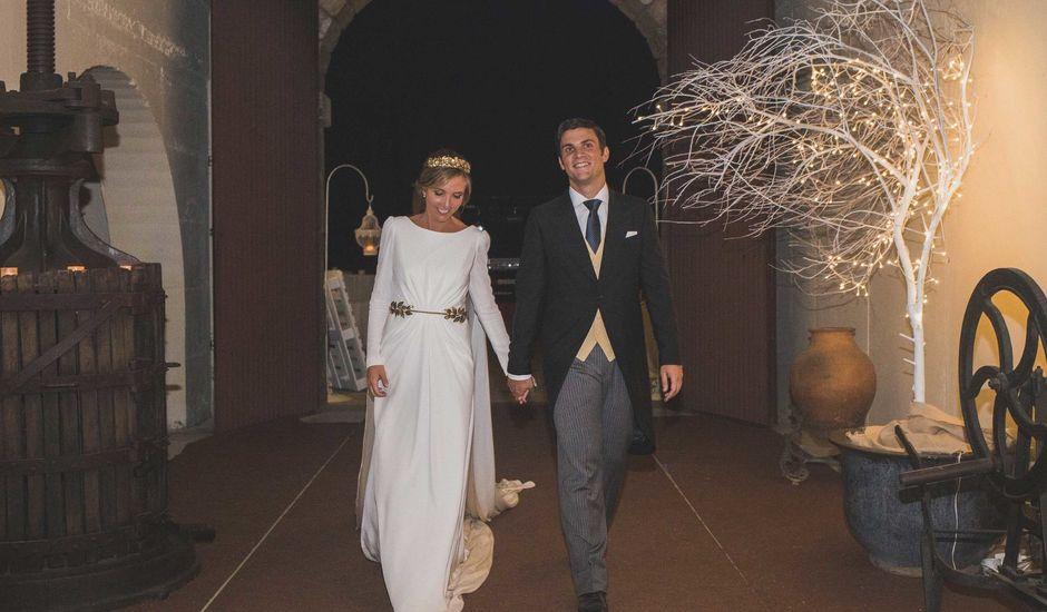La boda de Antonio  y Ana  en Valencia De Las Torres, Badajoz
