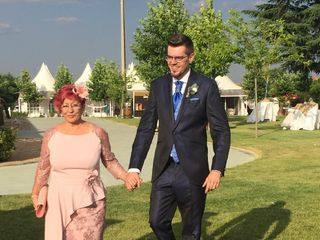 La boda de Aroa y Álvaro 2