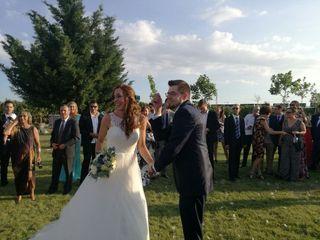 La boda de Aroa y Álvaro