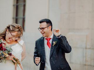 La boda de Sandra y Roberto
