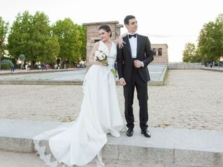 La boda de Inés y Quentin