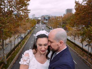 La boda de Sofia y Toño