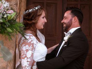 La boda de Patricia y Ángel