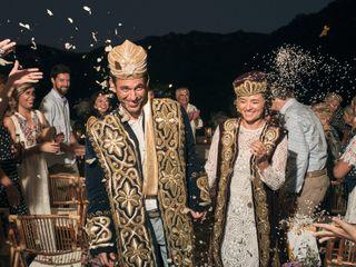 La boda de Mazluma y Manuel
