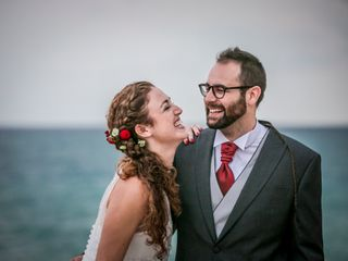 La boda de Anna y Martí