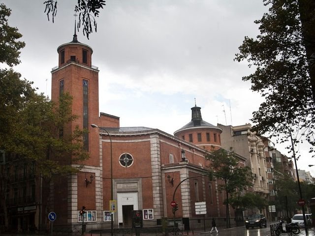 La boda de Jesús y Lucía en Villanueva De La Cañada, Madrid 26