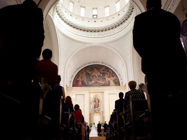 La boda de Jesús y Lucía en Villanueva De La Cañada, Madrid 29