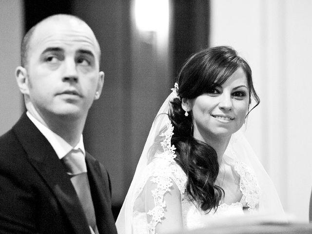 La boda de Jesús y Lucía en Villanueva De La Cañada, Madrid 30