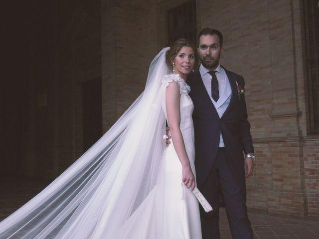La boda de Saray y José Manuel
