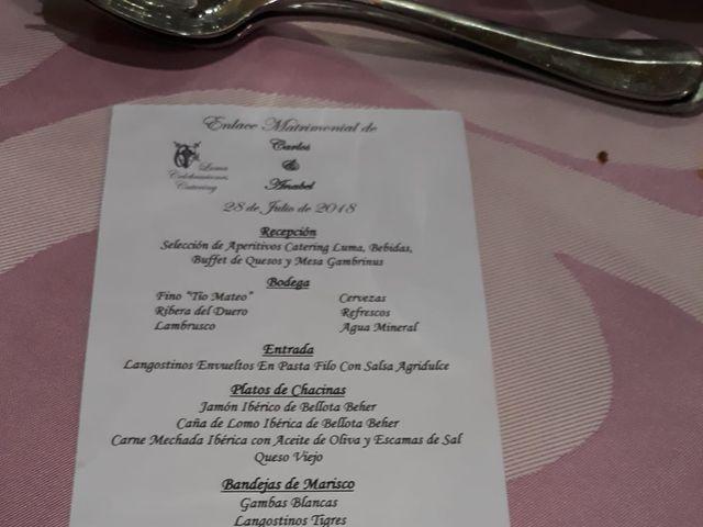 La boda de Carlos y Anabel en Jerez De La Frontera, Cádiz 28