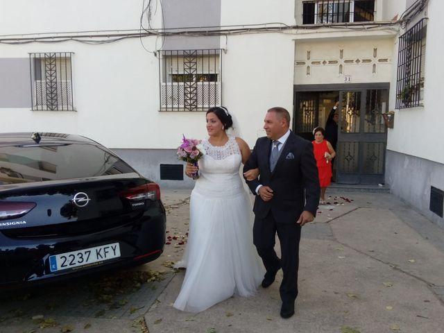 La boda de Carlos y Anabel en Jerez De La Frontera, Cádiz 43