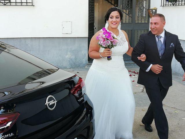 La boda de Carlos y Anabel en Jerez De La Frontera, Cádiz 51