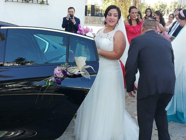 La boda de Carlos y Anabel en Jerez De La Frontera, Cádiz 52