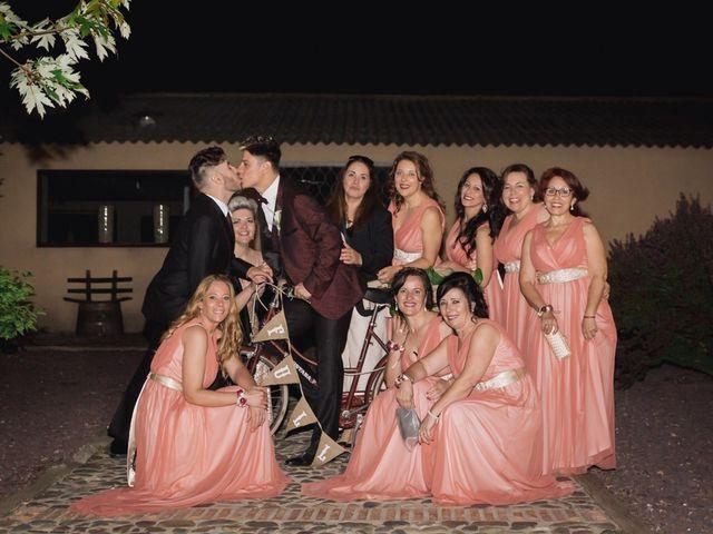 La boda de Manasés y Eduardo en Bargas, Toledo 16