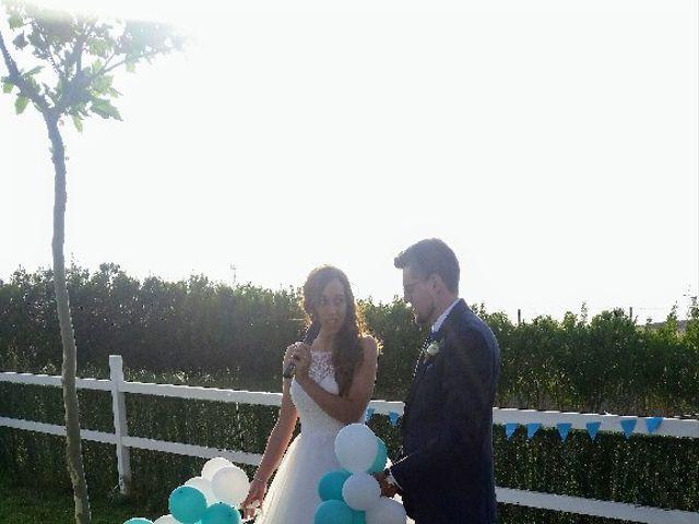 La boda de Álvaro y Aroa en Matapozuelos, Valladolid 5