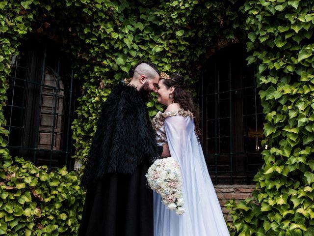La boda de Álvaro y Sheila en Olias Del Rey, Toledo 2