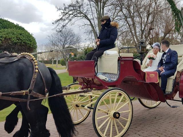 La boda de Kelly y Juan en Alcalá De Henares, Madrid 1