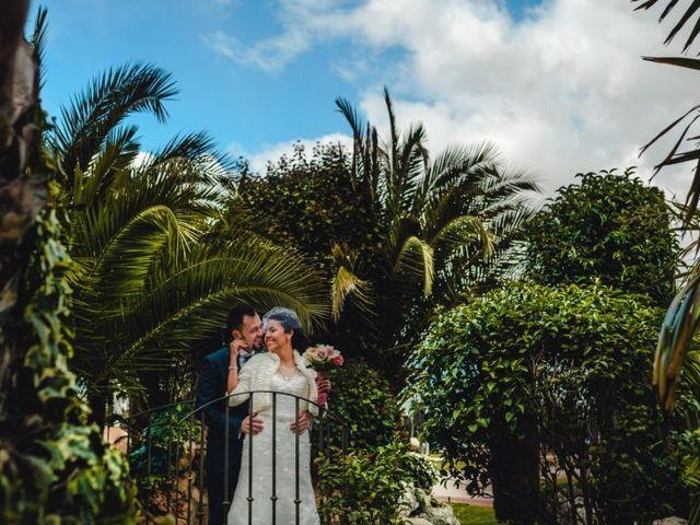 La boda de Juan y Kelly