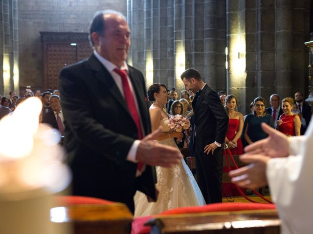 La boda de Noelia y Sergio en Ávila, Ávila 22