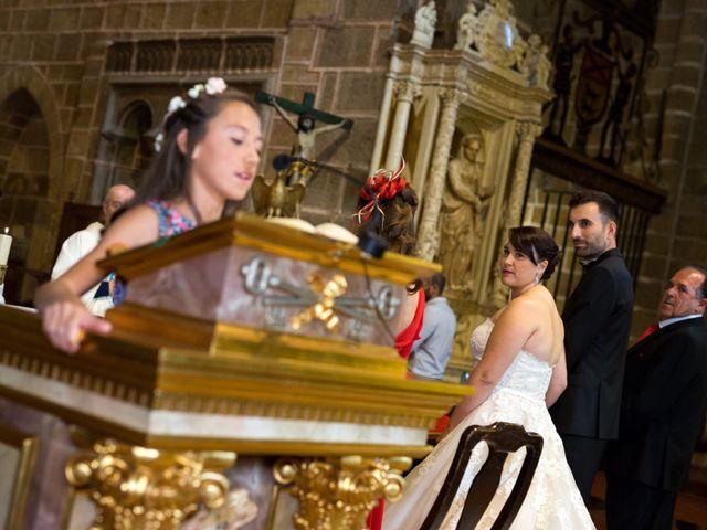 La boda de Noelia y Sergio en Ávila, Ávila 25