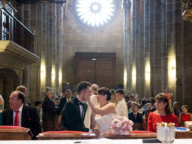 La boda de Noelia y Sergio en Ávila, Ávila 27