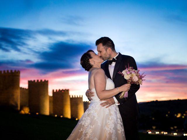La boda de Noelia y Sergio en Ávila, Ávila 34