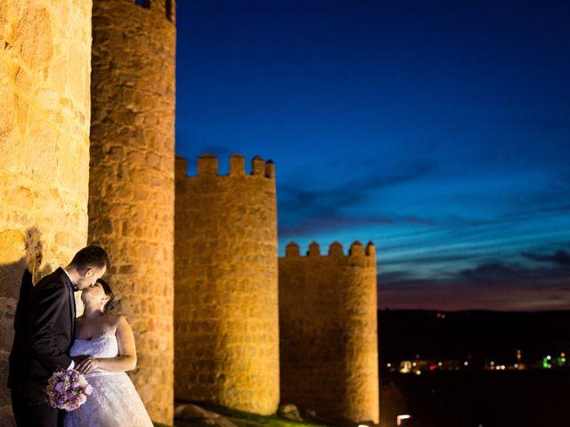 La boda de Noelia y Sergio en Ávila, Ávila 35