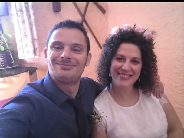 La boda de Sandra y Issam