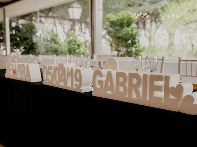 La boda de Gabriele y Elvira en Gurugu, Madrid 17