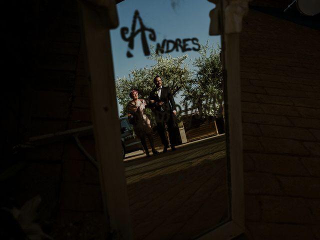 La boda de Andrés y Alícia en La Gineta, Albacete 25
