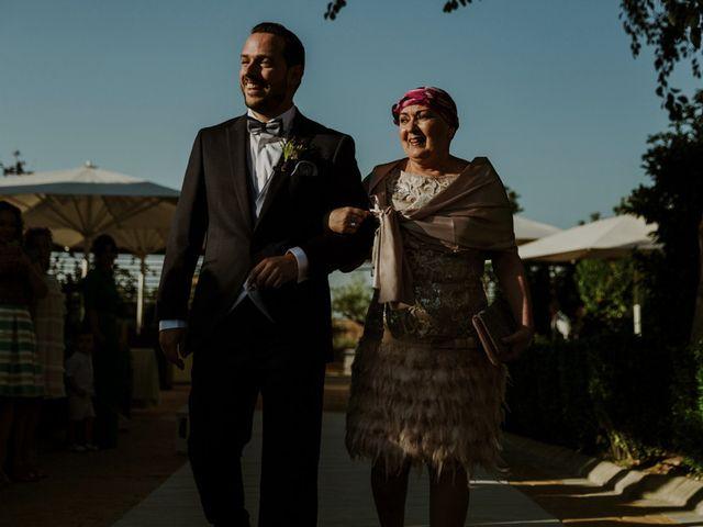 La boda de Andrés y Alícia en La Gineta, Albacete 26