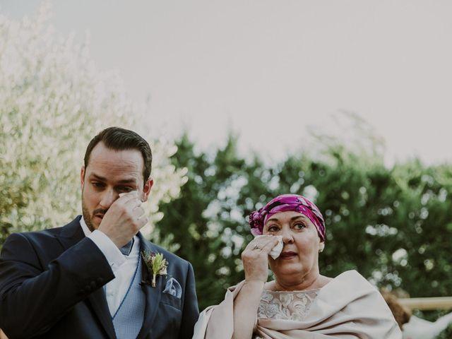 La boda de Andrés y Alícia en La Gineta, Albacete 27