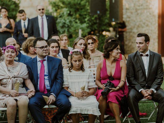 La boda de Andrés y Alícia en La Gineta, Albacete 29