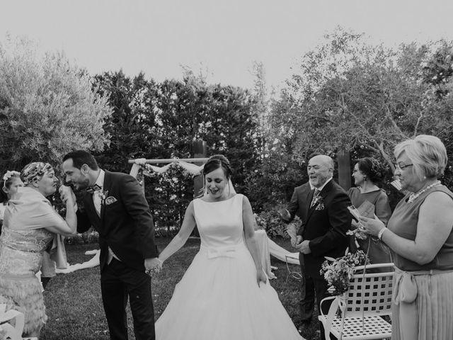 La boda de Andrés y Alícia en La Gineta, Albacete 30