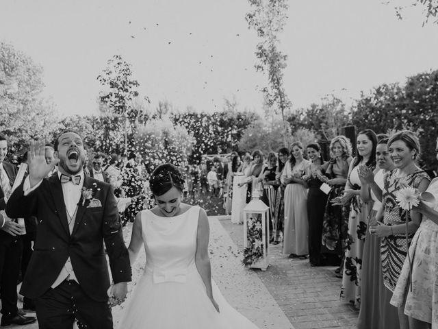 La boda de Andrés y Alícia en La Gineta, Albacete 31
