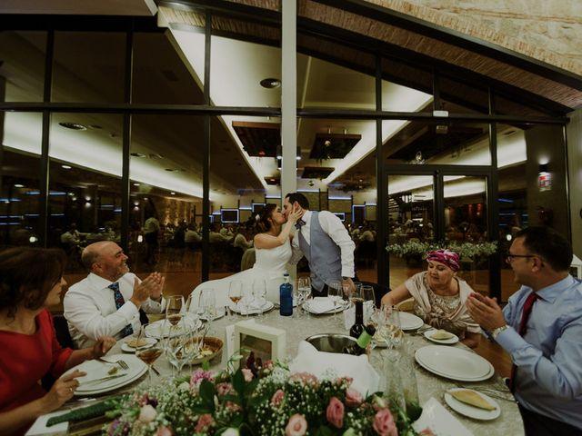La boda de Andrés y Alícia en La Gineta, Albacete 33