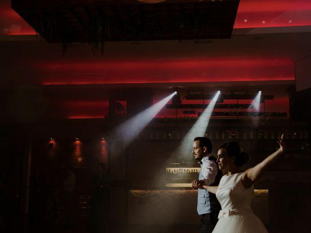 La boda de Alícia y Andrés