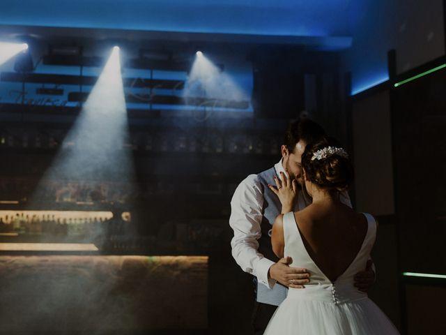 La boda de Andrés y Alícia en La Gineta, Albacete 35