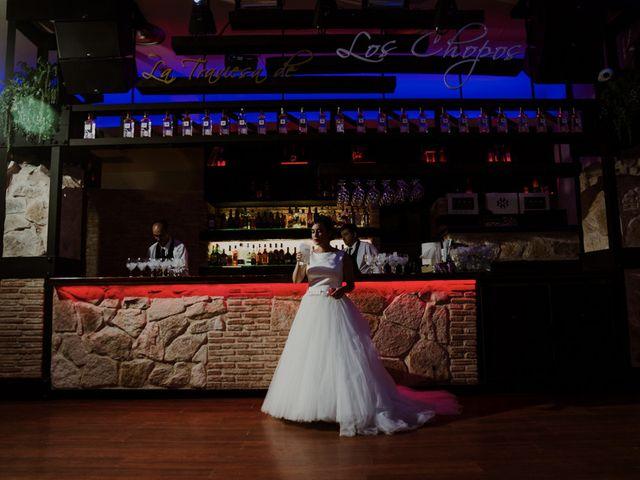 La boda de Andrés y Alícia en La Gineta, Albacete 37
