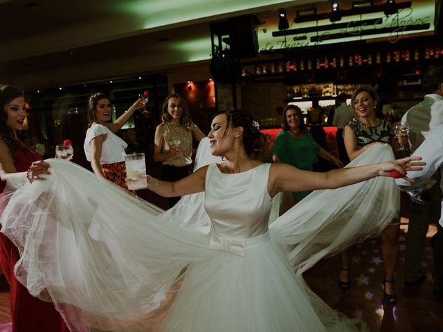 La boda de Andrés y Alícia en La Gineta, Albacete 39